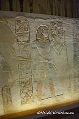 Large stela (konde) Tags: newkingdom 20thdynasty ramsesix tomb hautamaalaus hieroglyphs ancientegypt valleyofthekings thebes luxor mythology necropolis afterlife tombpainting hathor goddess stele stela cartouche kv6 art
