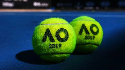 Lots of Great Matches at the 2019 Australian Open (17/365) #dailyphoto #365cm #ausopen #tennis #djokovic