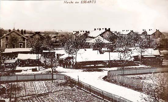 Les Essarts - 1922