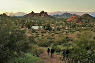 A Walk In Papago Park