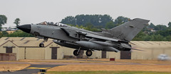 Italian Air Force Tornado IDS (Thomas Wraight) Tags: raffairford riat airshow riat2018 raf100 100years rafcentenary multirolecombataircraft mrca tornado bomber groundattack panavia aviation aircraft flight warbirds military militaryaircraft combataircraft combat jet fastjet supersonic variablesweepwing photography canon canon7dii tornadoids idsitalianairforce