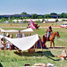 Confederate Camp, Frontier Forts Days
