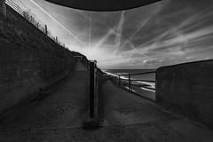 samyang 14mm-22 (istee@live.co.uk) Tags: cromer pier beach seaside wideangle superwideangle sea waves samyang 14mm sonya7rii clouds sky blue
