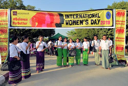 IWD 2019: Myanmar