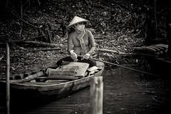 Gao Giong-1b (davehare61) Tags: vietnam girl woman vietnamese boat gia giong