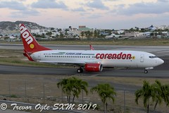 DSC_7683Pwm (T.O. Images) Tags: phcdh corendon boeing 737 737800 divi air sxm st maarten princess juliana airport