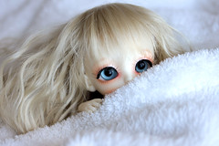 Spring tiredness (Siniirrphotography) Tags: bjd doll dolls siniirr photography luts tiny delf tinydelf gretel balljointed cute kawaii