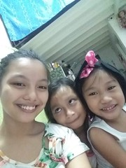Ashley Sasha and I (ghostgirl_Annver) Tags: asia asian girls ashley annver sisters friend family teens kids children portrait smiling
