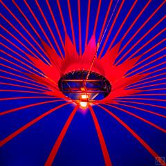 blue and red (MAICN) Tags: lines x100f tent linien fujifilm red blue circus rot spitze top fuji quadratisch square zelt 2019 blau zirkus