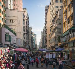 Hong Kong (francois.parquet) Tags: cityscape city buildings crowd streets busy hongkong china fe28mmf2 sonya7 sony⍺7 sony⍺7marki alpha7 daily 28mm prime sony alpha ilce7 sonyilce7
