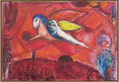 20171011 PACA Alpes-Maritimes Nice - Musée Chagall - Cantique des cantiques -012 (anhndee) Tags: paca alpesmaritimes nice painting painter peinture peintre musée museum museo musee