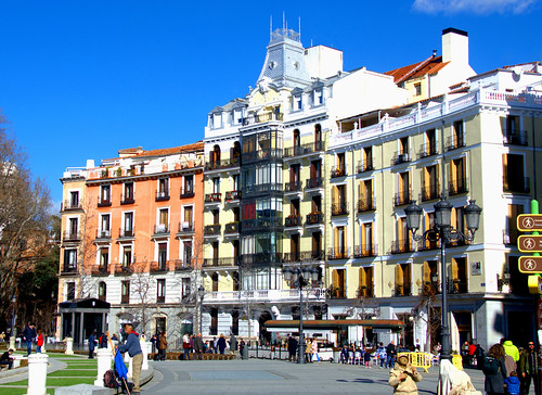 PLAZA DE ORIENTE, MADRID DE LOS AUSTRIAS 8817 3-2-2019