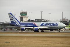 IMG_2623@L6 (Logan-26) Tags: boeing 747428bcf n919ca msn 25302 national airlines riga international rix evra latvia airport cargo aleksandrs čubikins