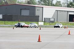 Tandem Drifting (Find The Apex) Tags: nolamotorsportspark nodrft drifting drift cars automotive automotivephotography nikon d800 nikond800 nissan 240sx nissan240sx s13 tandemdrift tandem tandemdrifting tandembattle