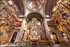 Iglesia de Santo Domingo (Totugj) Tags: iglesia igreja interior église church chiesa santo domingo barroco americano mexicano nikon d7500 sigma 816mm méxico