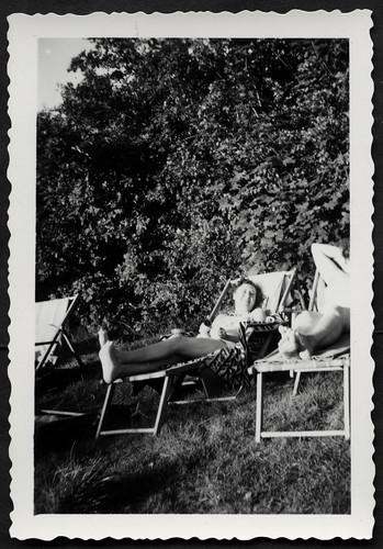 Archiv S499 Gartengenuß, 1950er