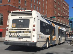 Halifax Transit 738 (The Halifax Transit Fan!) Tags: hfxtransitroute1 hfxtransit738 transit hfxtransit publictransit canadiantransit canadianpublictransit halifaxtransit novabus novabuslfsartic articulatedbus novabuslfs halifaxmetrotransit