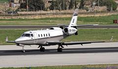 OE-GKW LMML 15-03-2019 Tyrol Air Ambulance Gulfstream G100 CN 150 (Burmarrad (Mark) Camenzuli Thank you for the 17.2) Tags: oegkw lmml 15032019 tyrol air ambulance gulfstream g100 cn 150