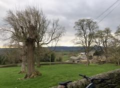 Chasing the elusive sun (mikeyashworth) Tags: mikeashworth cycling northyorkshire mtb kona landscape countryside publicbridleway springday