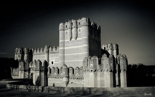 Castillo de Coca - Segovia - Castilla y León