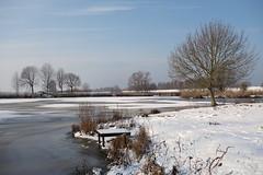 Gat van den Ham, Lage Zwaluwe (JdRweb) Tags: gatvandenham lagezwaluwe nederland netherlands snow sonydscrx100 winter