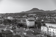 View over Aubagne