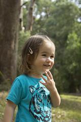 (louisa_catlover) Tags: karwarra garden karwarraaustraliannativebotanicgarden dandenongs outdoor nature portrait child family toddler daughter tabby tabitha