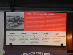 P9193026 (bentchristensen14) Tags: usa unitedstatesofamerica california sanfrancisco sanfranciscorailwaymuseum museum tram steuartstreet