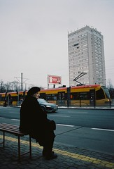(Benedict Flett) Tags: warsaw poland film 35mm analogue winter travel europe