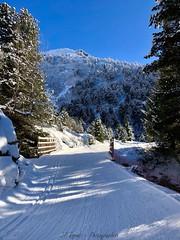 Méribel - Savoie (Jean Paul Renais) Tags: alpes savoie méribel montagne neige pont
