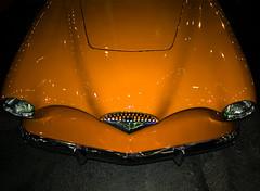 Kaiser Darrin (oybay©) Tags: kaiserdarrin kaiser darrin car automobile barrettjackson classiccar limegreen arizona scottsdale auction classic