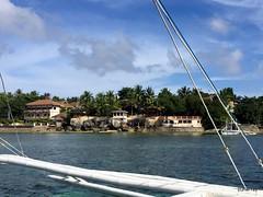 Magic Island Dive Resort Cebu (Hai-Ray) Tags: 2019 iphone philippinen philippines magicdiveresort cebu moalboal