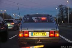 1989 Saab 900 C (NielsdeWit) Tags: nielsdewit car vehicle carspot highway snelweg a12 xp85rt saab 900 c