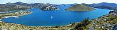 Telascica (Vid Pogacnik) Tags: croatia hrvatska dalmatia adriatic dugiotok bay telašćica telascica parc islands panorama travel landscape