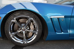CHEVROLET Corvette C6 Grand Sport Coupé - 2011 (SASSAchris) Tags: corvette castellet circuit coupé c6 voiture américaine auto ricard v8 chevrolet