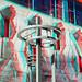 nieuwe lichtpalen Coolsingel Rotterdam 3D