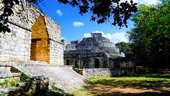 2017-12-06_12-13-40_ILCE-6500_DSC01345-EFFECTS (Miguel Discart (Photos Vrac)) Tags: 2017 25mm archaeological archaeologicalsite archeologiquemaya e1670mmf4zaoss ekbalam focallength25mm focallengthin35mmformat25mm holiday ilce6500 iso100 maya mexico mexique sony sonyilce6500 sonyilce6500e1670mmf4zaoss travel vacances voyage yucatecmayaarchaeologicalsite yucateque