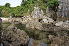 Gulpiyuri Beach 2 (Nino Olivieri) Tags: españa playadegulpiyuri asturias spagna asturie spiaggiadigulpiyuri spain gulpiyuribeach rock rocce mare water sea