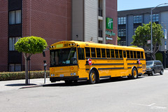 San Francisco (Jan Dreesen) Tags: sf san francisco california californië usa united states vs verenigde staten amerika america fishermans wharf school bus schoolbus