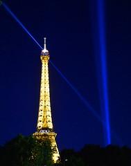 Paris - The Usual Suspect (cnmark) Tags: france paris eiffeltower light trails night toureiffel champdemars quaibranly architekture architektur turm late blue hour blaue stunde nacht nachtaufnahme noche nuit notte noite ©allrightsreserved