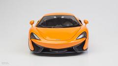 McLaren 570S-07 (M3d1an) Tags: mclaren 570s autoart diecast composite 118 miniature