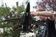 C-20 old photos (tommow) Tags: c20 lego cargo plane military air force variable geometry wing landing gear suprsonic