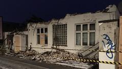 Burned out main building (Jens Rost) Tags: burned building taastrup roskildevej k2 autoservice