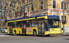 Modena, Viale Monte Kosica 18.01.2018 (The STB) Tags: bus busse autobus autobús modena publictransport citytransport öpnv trasportopubblico italia