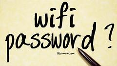 √ BERHASIL! 5 Cara Melihat Password WiFi di Android (ketawain.com) Tags: android tutorial wifi