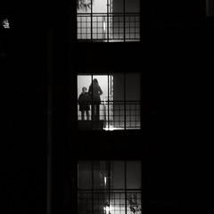 fotogrammi (duegnazio) Tags: italia italy lazio roma rome duegnazio canon40d montesacro streetphotography notturna persone people biancoenero blackandwhite