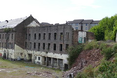Wallace Craigie Works Dundee 2016 (16) (Royan@Flickr) Tags: 201605 wallace craigie works dundee william halley sons blackcroft landmark jute mill factory buildind demolished history 2016