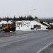 Clean up work on I-84 in eastern Oregon