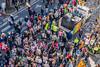 115-Camion sono (Alain COSTE) Tags: bordeaux carnaval coursvictorhugo déguisement lesgens parkingvictorhugo pointdevue procession confetti défilé foule hauteur passagepiéton poussette rue sono gironde france fr