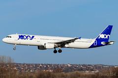 F-GTAK | JOON | Airbus A321-212 | BUD/LHBP (Tushka154) Tags: hungary a321200 airbus ferihegy budapest fgtak a321212 joon a321 spotter aircraft airplane aviation lhbp lisztferencinternationalairport planespotter planespotting